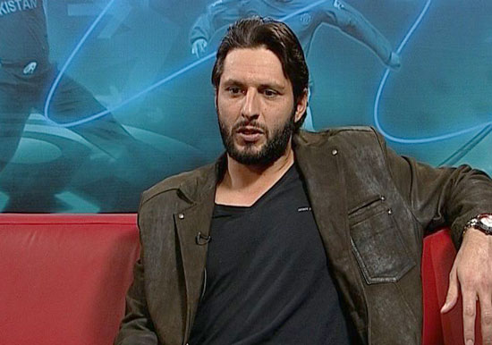 Shahid Afridi Biography And New Photos 2013