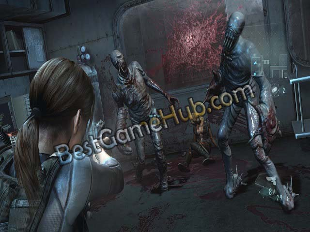 Resident Evil Revelations PC Repack Game Free Download