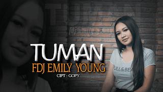 Lirik Lagu Tuman - FDJ Emily Young