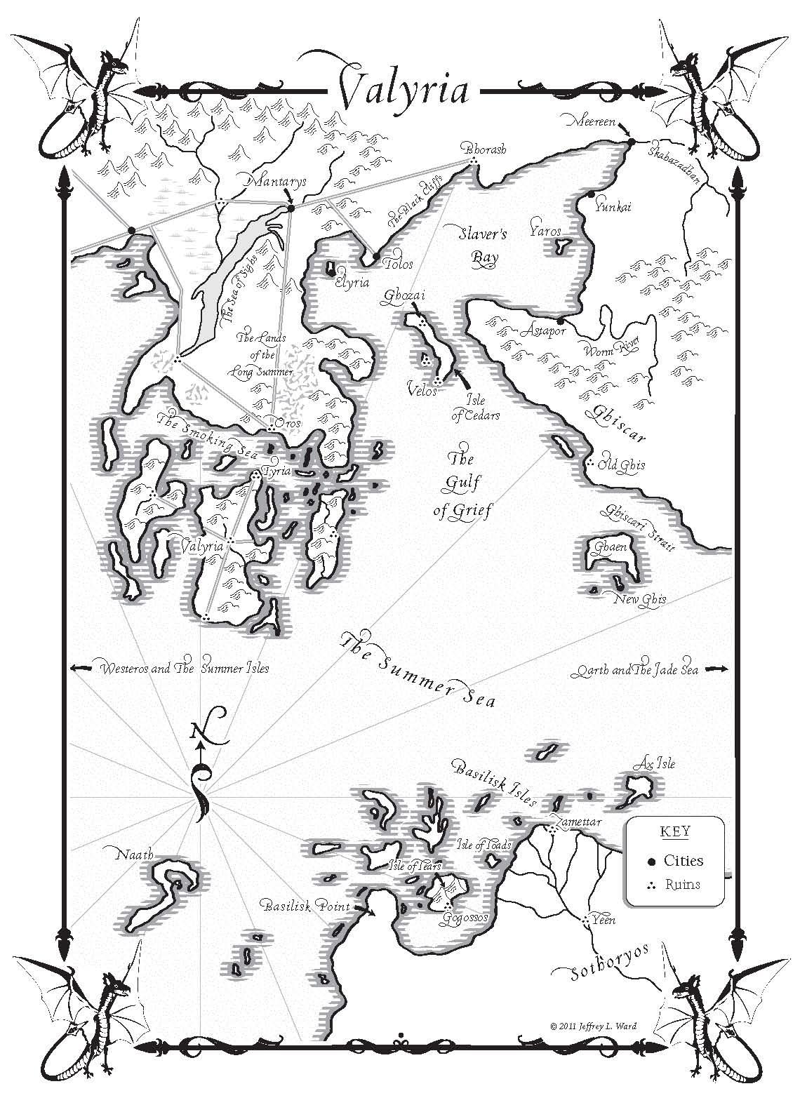 a Fantasy Reader: Index of maps