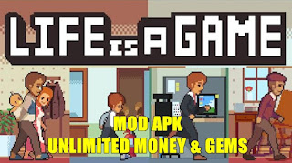 Download Life is a Game MOD Unlimited Gems & Money (Free Shopping)