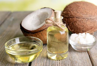 oil for hair growth and hair fall is Coconut oil