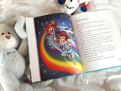 Neuvěřitelná dobrodružství se Snovíkem (Lenka Jakešová, ilustrace Josef Quis, nakladatelství Grada Bambook), dětská knížka, pohádka, ukázka