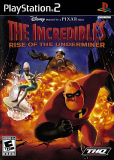 Password The Incredibles: Rise of the Underminer PS2 Lengkap