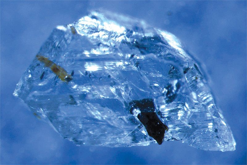 There Are Stable Hydrous Water Bearing Minerals 1000