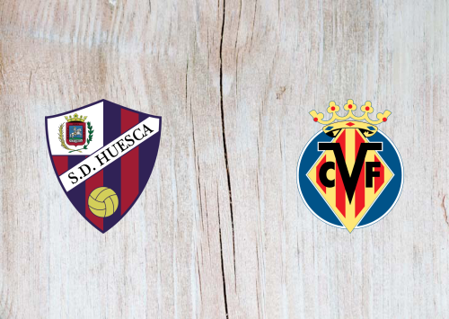 Huesca vs Villarreal -Highlights 23 January 2021