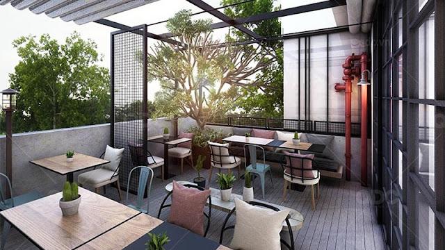 Một không gian rộng rãi thoải mái sẽ khiến tăng thêm sự hấp dẫn cho món ăn Một không gian rộng rãi thoải mái sẽ khiến tăng thêm sự hấp dẫn cho món ăn