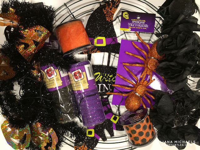 Dollar Tree Halloween Supplies