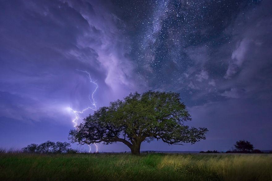 starry Night Sky-11