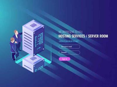 mengenal jenis dan tipe tipe web hosting