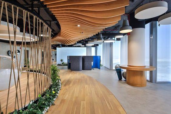 Sufity ażurowe producent z paneli 3d drewniane sklejka