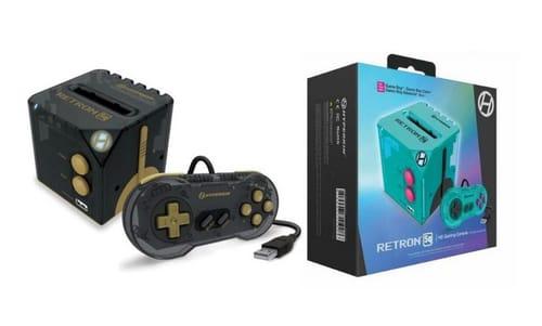 RetroN Sq ... a TV platform for Game Boy games