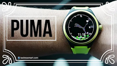 puma smartwatch priced at rs19,995,puma smartwatch,puma,