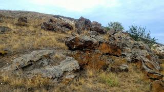 Краматорськ. Заказник «Зміїна гора». Грекова гора