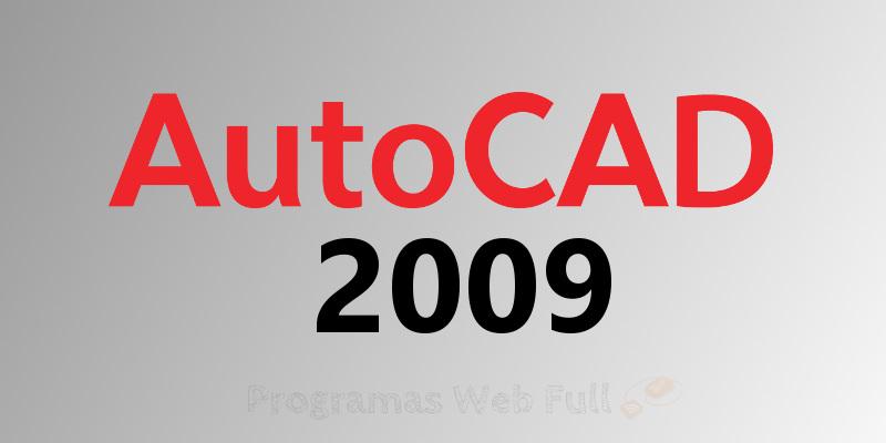 Autocad 2009 64 Bits keygen
