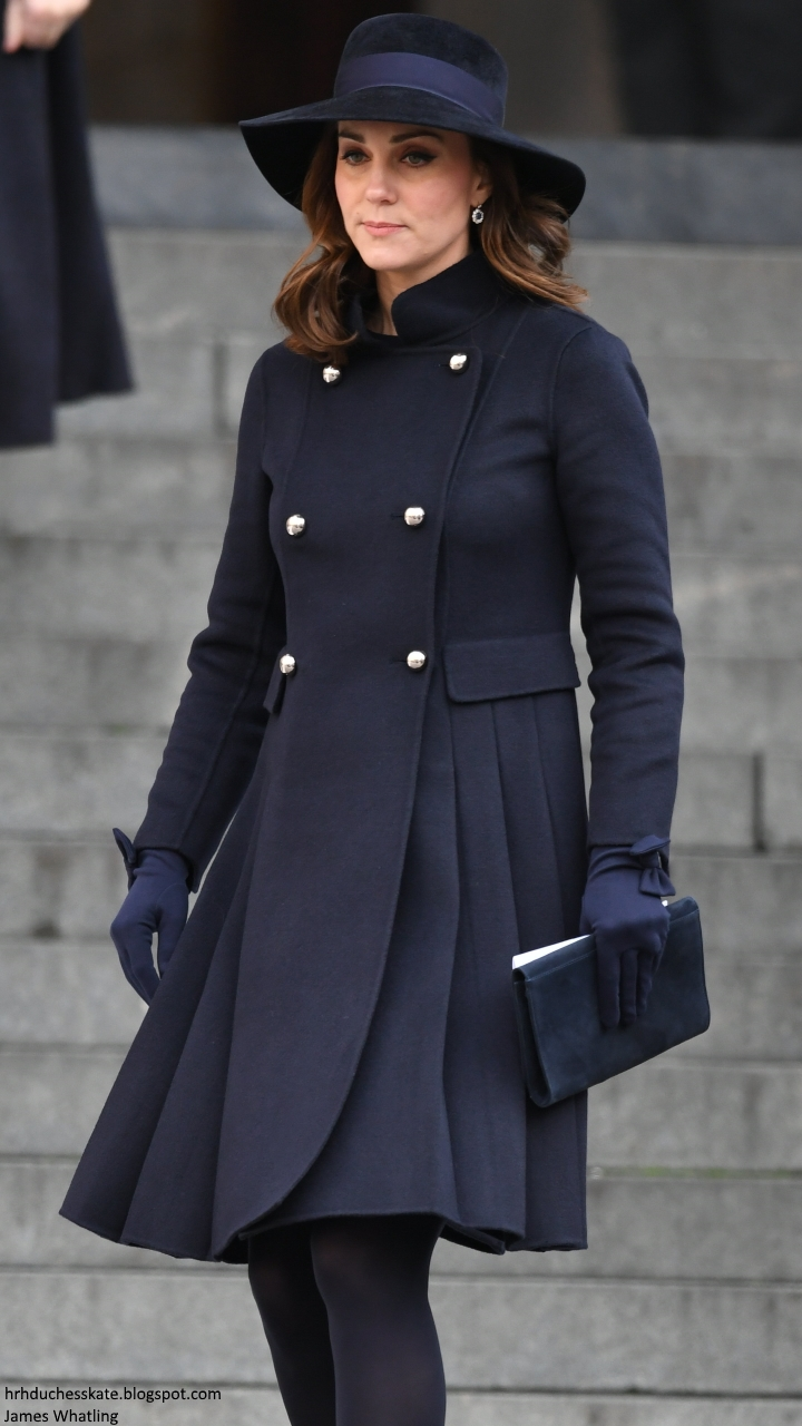 Duchess kate the royals attend grenfell tower national memorial the duke and duchess of cambridge and prince harry joined the prince of wales and the duchess of cornwall at st pauls cathedral for the grenfell tower negle Gallery