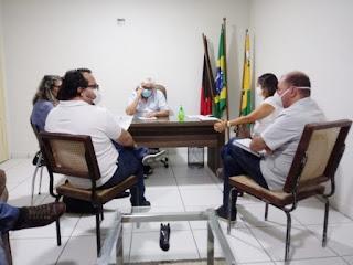 Sinpuc cobra do prefeito de Pedra Lavrada pagamento de salários atrasados dos servidores