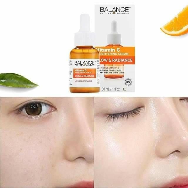 Serum Balance Vitamin C Brightening Glow & Radiance 30ml