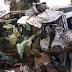 Batida frontal entre caminhão e van deixa 12 mortos e um ferido em rodovia de Minas