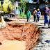 Prefeitura de Manaus acompanha reparo na rede de água e de drenagem na avenida João Valério
