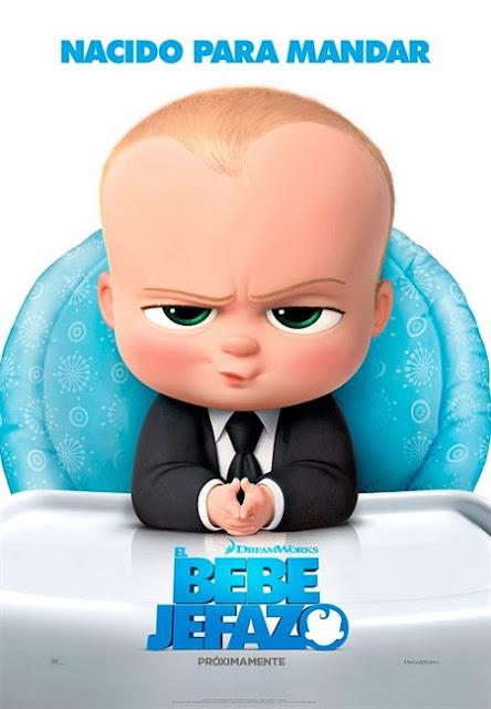 The Boss Baby (El Bebé Jefazo) (2017) 720p y 1080p WEBRip mkv Dual Audio AC3 5.1 ch