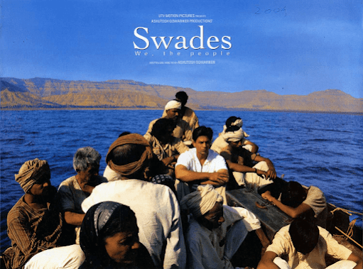 Swades - Best Patriotic Bollywood Movies of all Time