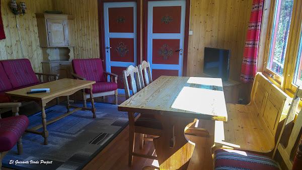 Hytta tradicional - Noruega, por El Guisante Verde Project