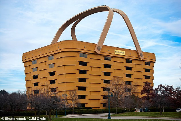 Basket shaped building set to be turned into 150-room hotel