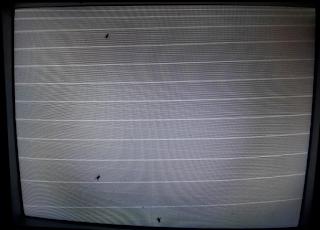 اعطال خطوت الشاشة في التلفزيون الصيني والشاشة الخضراء تحديد العطل وطرق الاصلاح