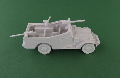 White Scout Car picture 4
