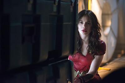 Titans s2e4 Wondergirl