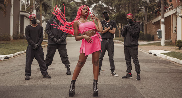 """La Brasileña MC SOFFIA y el estreno de su nuevo tema """"Empoderada"""""""