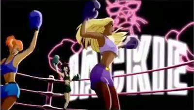 Cartoon Girls Boxing Database: Kangaroo Jack: G'Day U.S.A.!