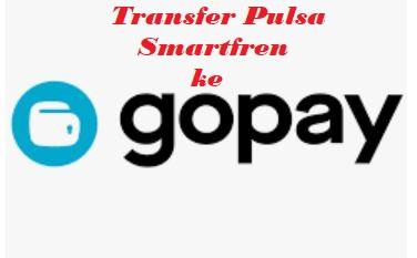 transfer pulsa smartfren ke gopay