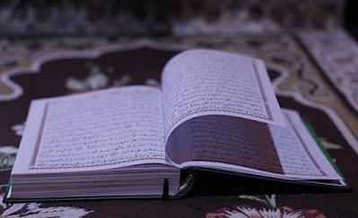 Belajar baca Al Qur'an