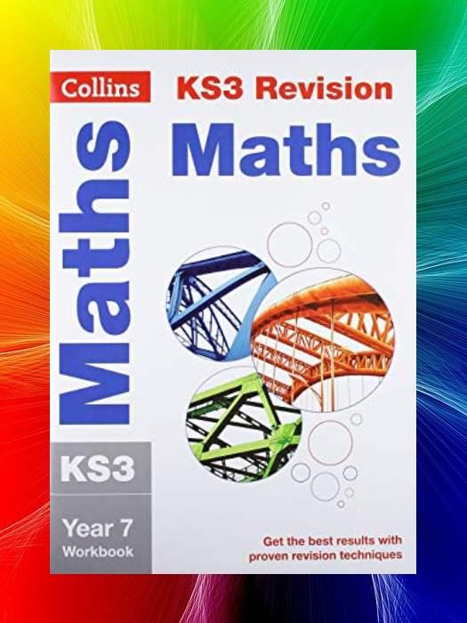 KS3 Maths Year 7 Workbook (Collins KS3 Revision) /0007562667