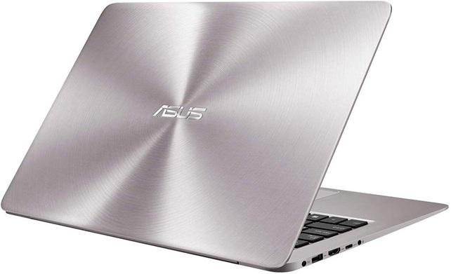 ASUS ZenBook UX410UA-GV426: ultrabook de 14'' con procesador Core i7, sistema híbrido HDD + SSD y teclado QWERTY en español