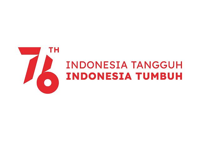 Tema Slogan Logo HUT RI Ke 76 Tahun 2021 Terbaru