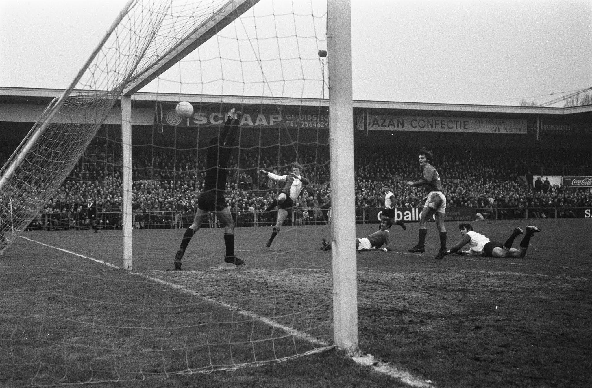 Goal Henk Wery