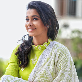 Actress Priya Bhavani Shankar Cute Photoshoot Stills