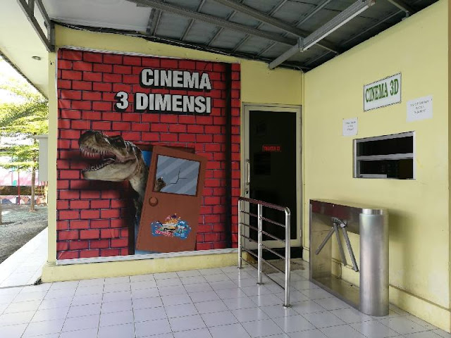 Master park cinema 3D purwodadi