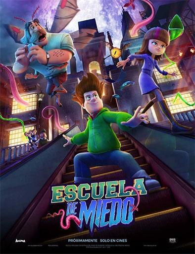pelicula Escuela de miedo (2020)