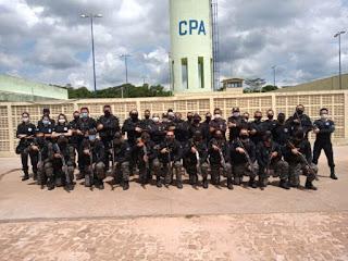 Cadeia Pública de Altos é alvo de Operação da Secretaria de Justiça