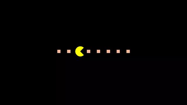 CSS Pac-Man CSS Pagination