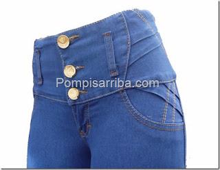 mayoreo de pantalones levanta cola skinny Tiendas de ropa