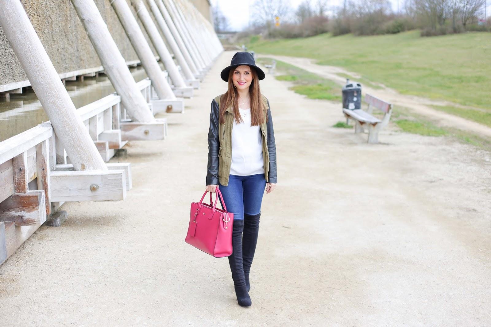 PICARD - German Fashionblogger - Fashionblogger aus Deutschland- Sheinside Rock - Sheinside Outfit - Sheinside Blogger - Frankfurt Fashionblogger - Fashionstylebyjohanna
