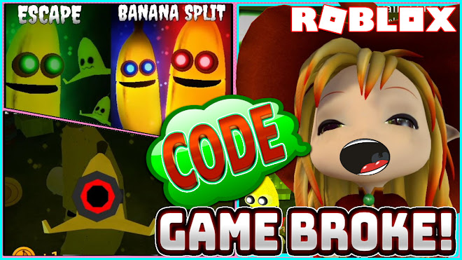 ROBLOX BANANA EATS! NEW MODE and CODE! BUT THE GAME IS BROKEN