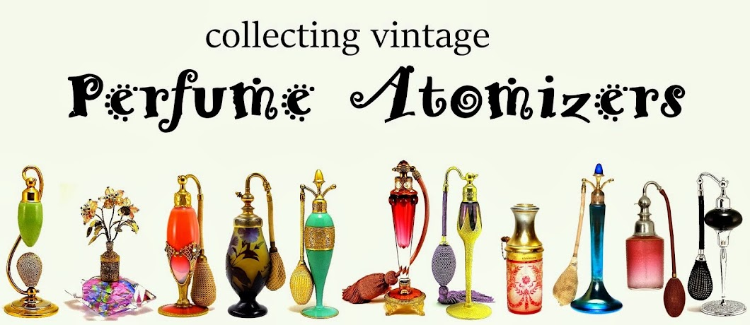 Collecting Vintage Perfume Atomizers