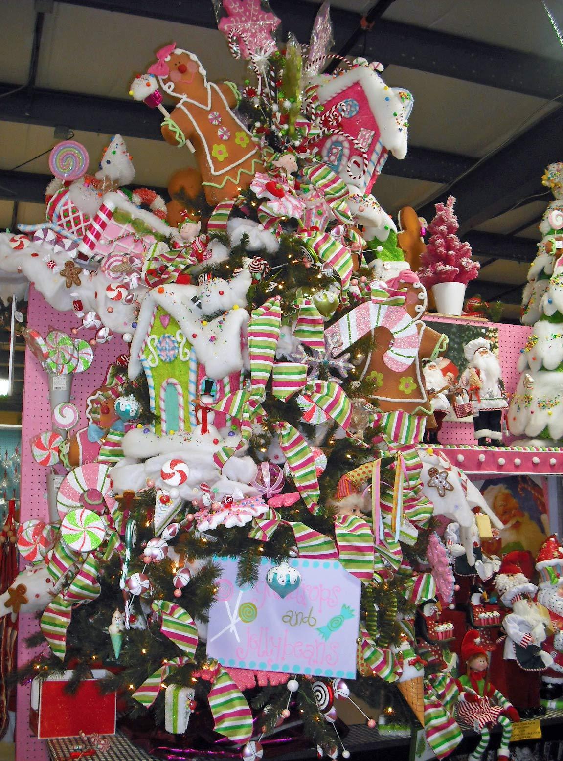 Studio B (UberArt): Twelve Days of Christmas Trees: Day 9