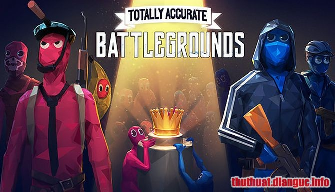 Download Game Totally Accurate Battlegrounds Full Cr@ck